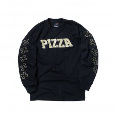 【PIZZA SKATEBOARDS】PIZLA L/S TEE ロングスリーブTシャツ