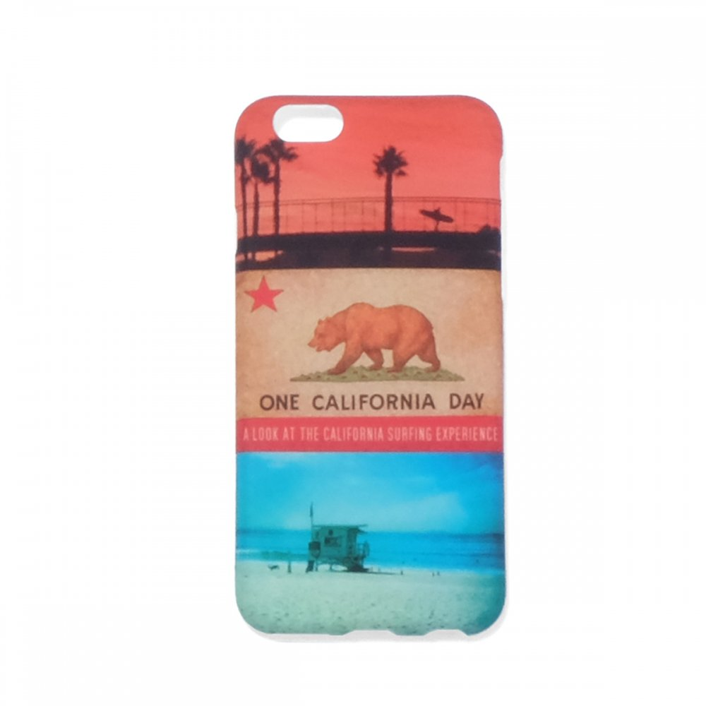 ベンデイビス ONE CALIFORNIA DAY I-PHONE 6/6S CASE 詳細画像