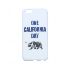 ONE CALIFORNIA DAY - I-PHONE 6/6S CASE��LOGO BEAR��