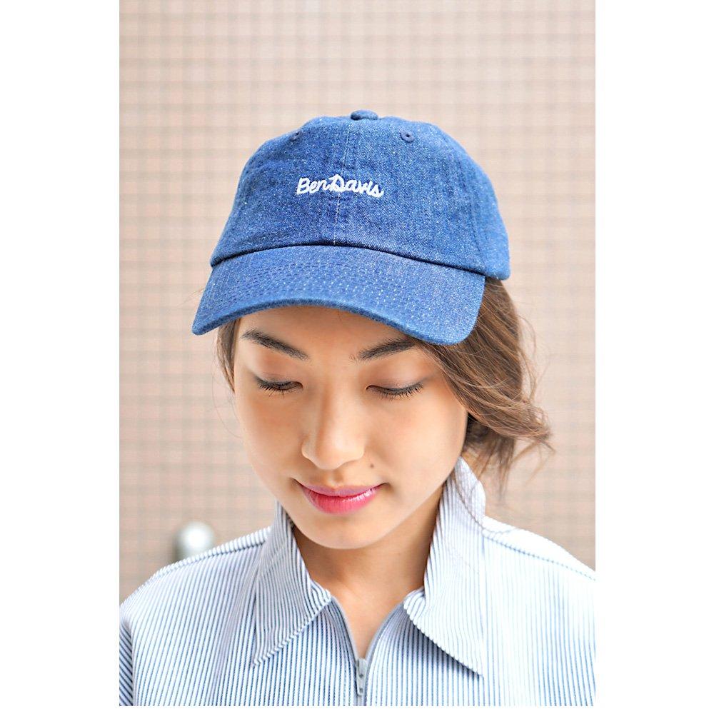 ベンデイビス THE ORIGINAL LOW CAP (DENIM) 詳細画像5