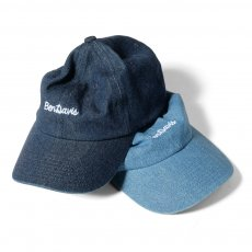 BEN DAVIS ORIGINALS - THE ORIGINAL LOW CAP (DENIM)