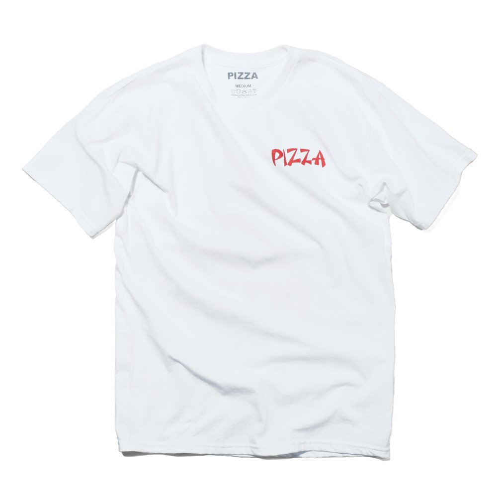 ベンデイビス PIZZA SKATEBOARDS THANK YOU PIZZA TEE 詳細画像