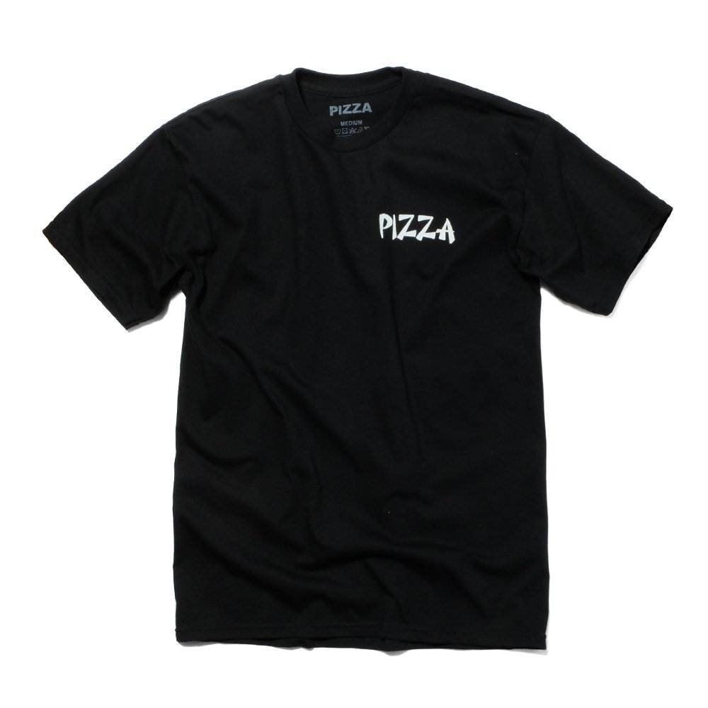 PIZZA SKATEBOARDS THANK YOU PIZZA TEE