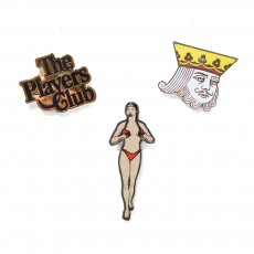 ACAPULLCO GOLD LAPEL PIN