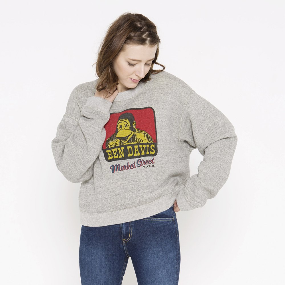 SWEAT SHIRTS WITH PRINT (LOGO)
