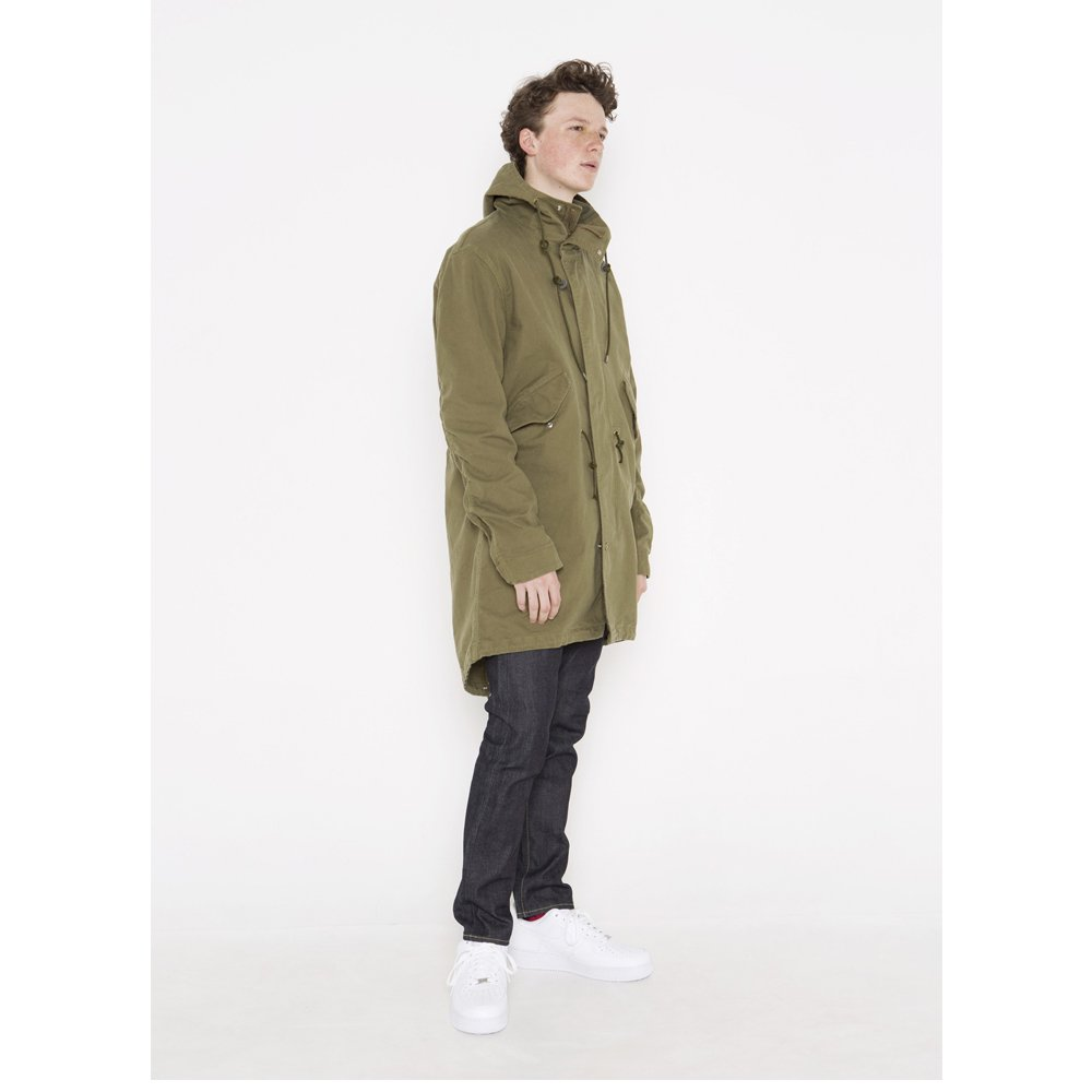 MISSION MODS COAT (KHAKI)