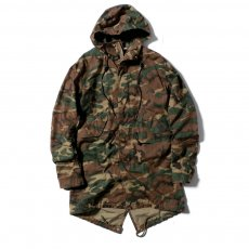 MISSION MODS COAT (CAMO)
