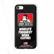 I-PHONE 7 CASE (LOGO_BLACK)