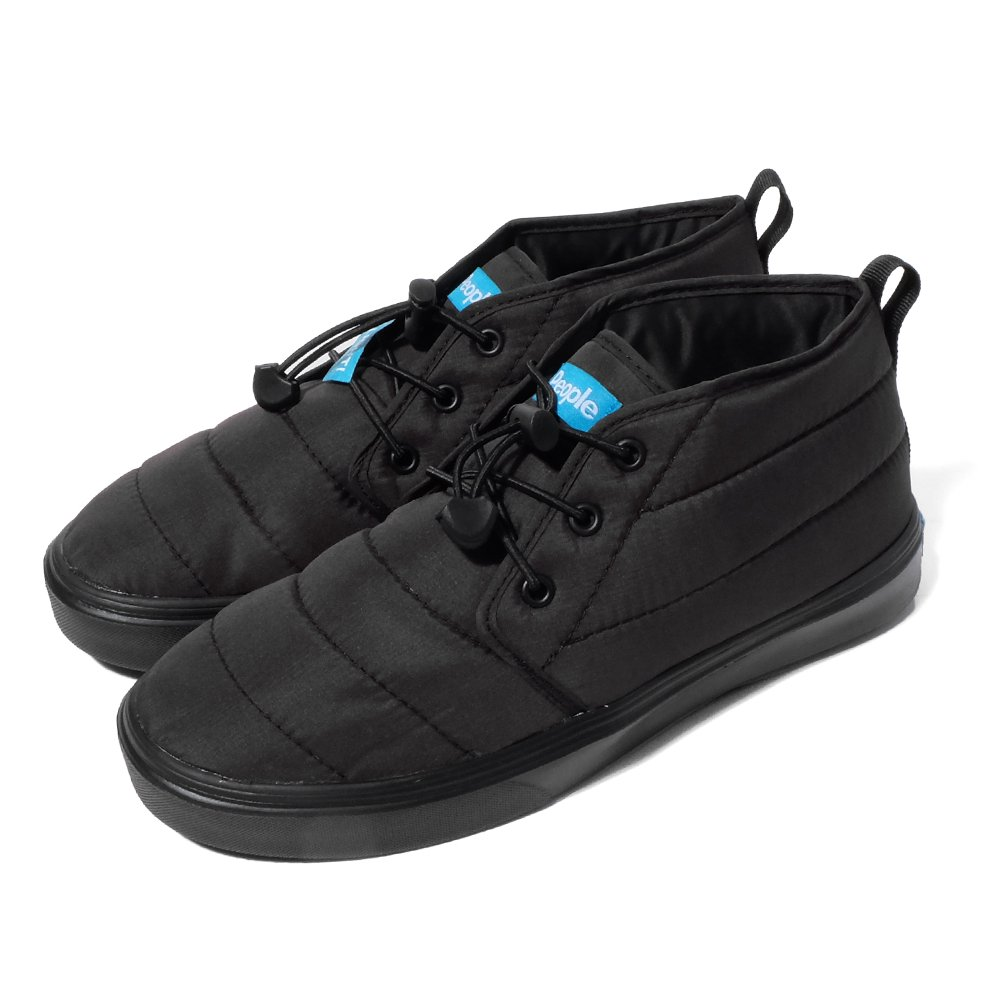 ベンデイビス PEOPLE FOOTWEAR THE CYPRESS (BLACK) 詳細画像
