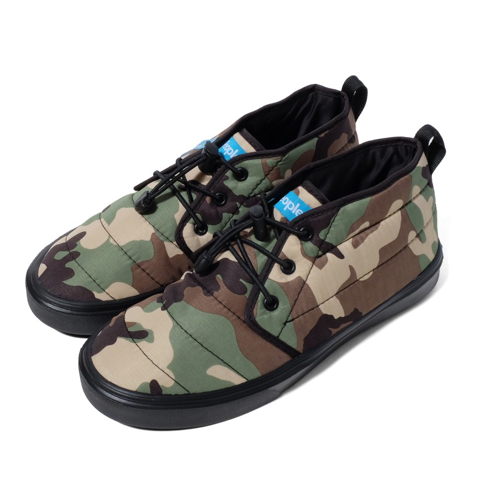 ベンデイビス PEOPLE FOOTWEAR THE CYPRESS (CAMO) 詳細画像