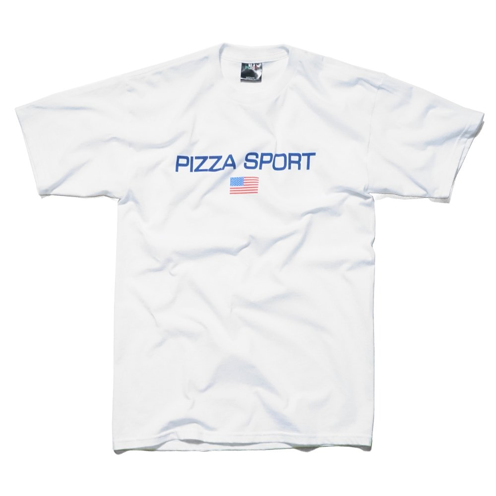 ベンデイビス PIZZA SKATEBOARDS PIZZA SPORT TEE 詳細画像1
