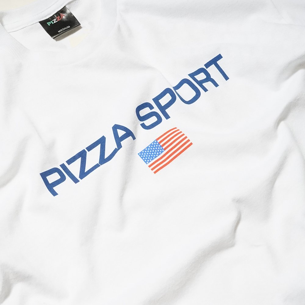 ベンデイビス PIZZA SKATEBOARDS PIZZA SPORT TEE 詳細画像2