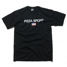 PIZZA SKATEBOARDS PIZZA SPORT TEE
