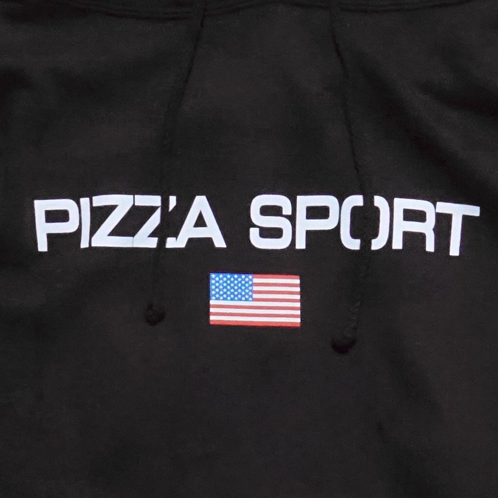 PIZZA SKATEBOARDS PIZZA SPORT HOODIE
