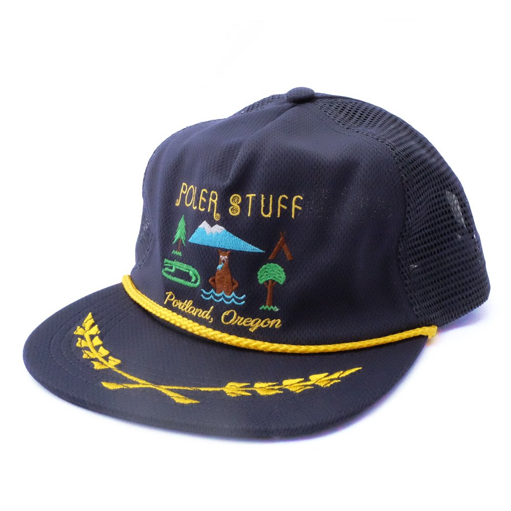 ベンデイビス POLER - TOURIST TRAP MESH TRUCKER  詳細画像1