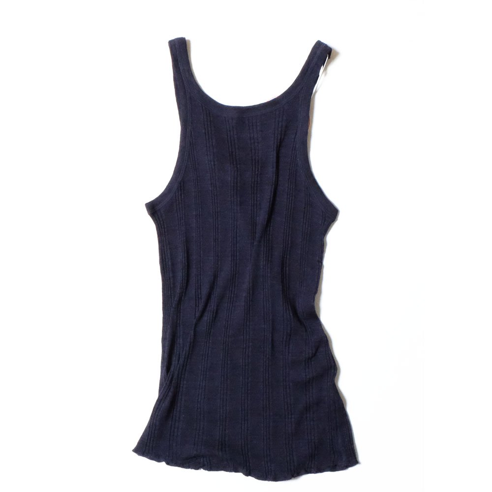 ベンデイビス YOUNG & OLSEN The DRY GOODS STORE(ヤング&オルセン)‐ RANDAM RIB BACKWARDS TANK  詳細画像4