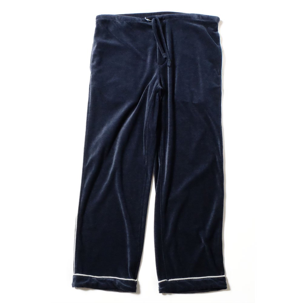 YOUNG & OLSEN The DRY GOODS STORE(ヤング&オルセン)‐ VELOUR PYJAMA PANTS