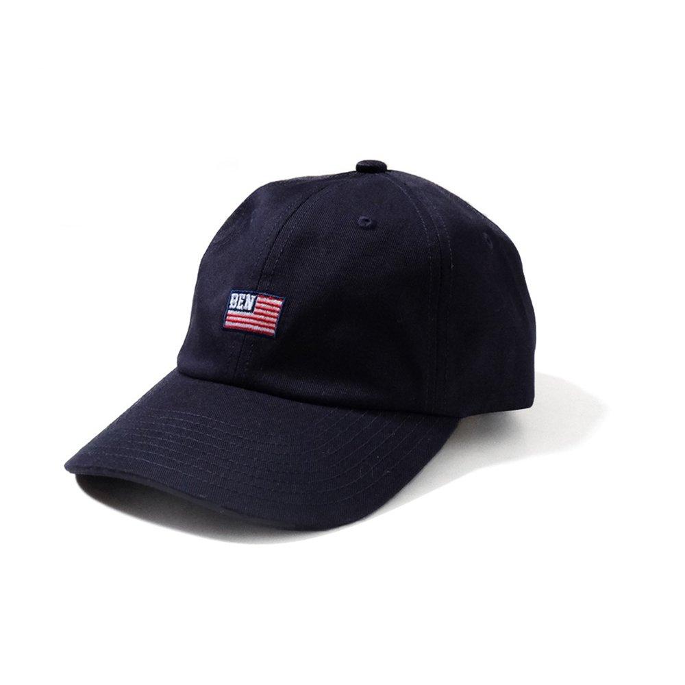 ベンデイビス 【FLAG LOW CAP】フラッグ刺繍ローキャップ 詳細画像
