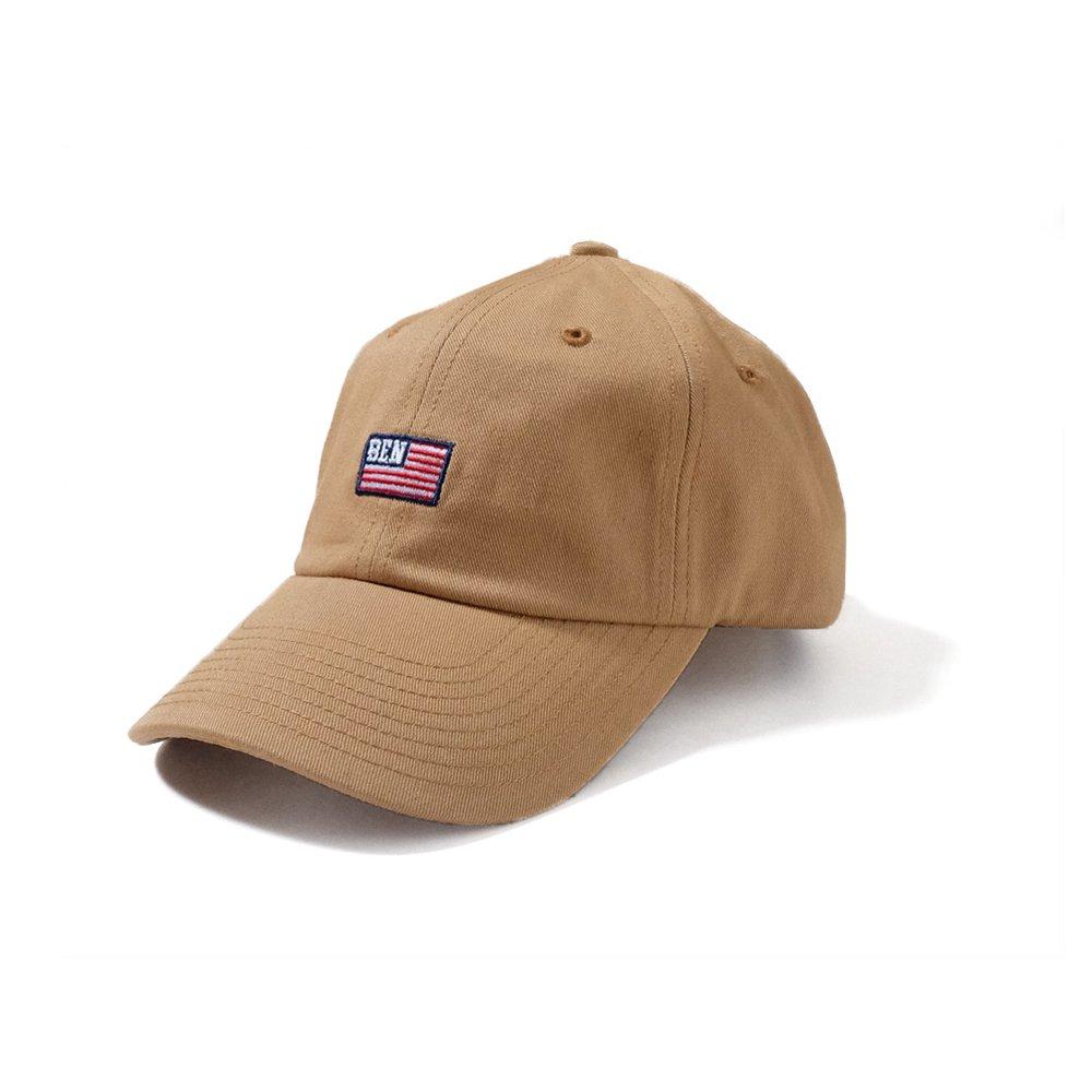 ベンデイビス 【FLAG LOW CAP】フラッグ刺繍ローキャップ 詳細画像3