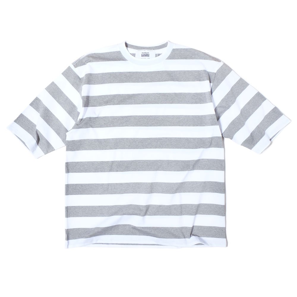 【Bench at the greene ORIGINAL】BORDER BIG TEE - ビックTシャツ(ボーダー)