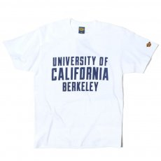 【UC BERKELEY】プリントTシャツ - UNIVERSITY OF CALIFORNIA BERKELEY