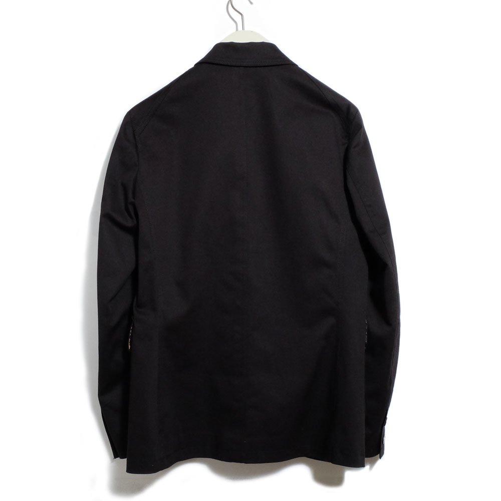 ベンデイビス 【HEY LADIES JKT ST - BLK/LEO】 - ヘイレディースジャケット(ブラック/レオパード) 詳細画像2
