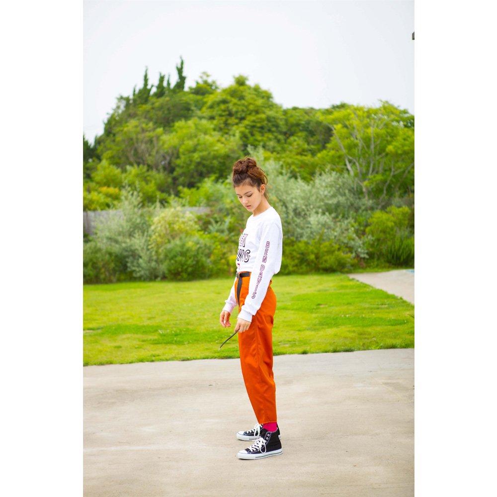 ベンデイビス 【GORILLA CUT OFF】ゴリラカットオフ/ワイドテーパードパンツ 詳細画像9