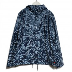 HERSCHEL SUPPLY(ハーシェル) FORECAST HOODED COACH JKT 【KEITH HARING】