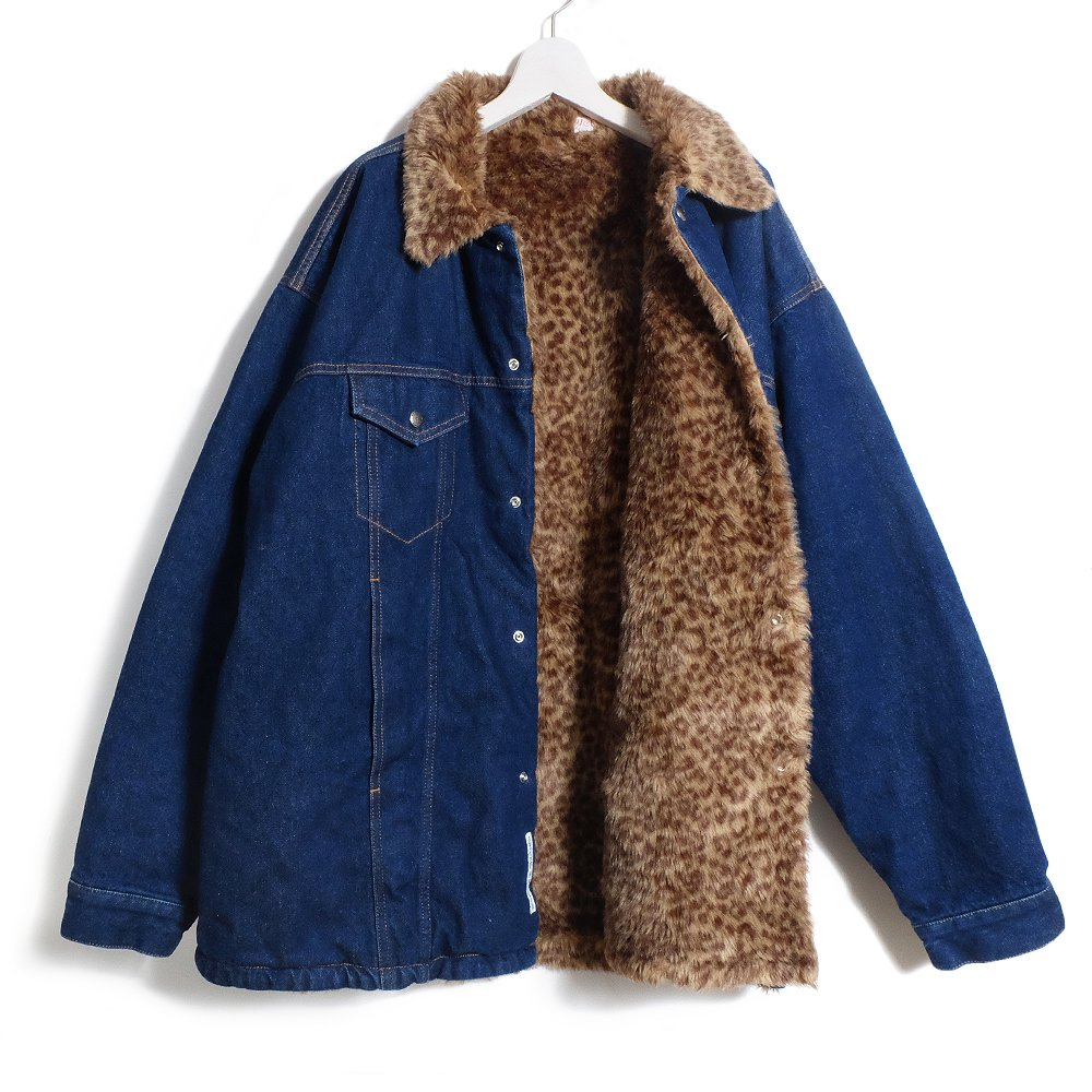 ベンデイビス YOUNG & OLSEN The DRY GOODS STORE(ヤング&オルセン)‐ REVERSIBLE DENIM JACKET 詳細画像1