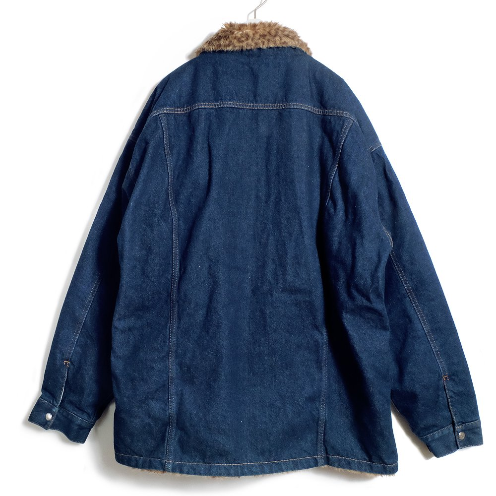 ベンデイビス YOUNG & OLSEN The DRY GOODS STORE(ヤング&オルセン)‐ REVERSIBLE DENIM JACKET 詳細画像2