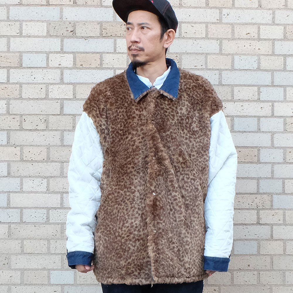 ベンデイビス YOUNG & OLSEN The DRY GOODS STORE(ヤング&オルセン)‐ REVERSIBLE DENIM JACKET 詳細画像7