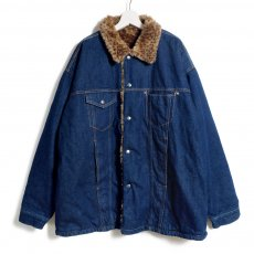 YOUNG & OLSEN The DRY GOODS STORE(ヤング&オルセン)‐ REVERSIBLE DENIM JACKET