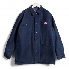 ORIGINAL JACKET INDIGO DENIM