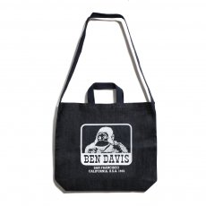 <img class='new_mark_img1' src='//img.shop-pro.jp/img/new/icons14.gif' style='border:none;display:inline;margin:0px;padding:0px;width:auto;' />【DENIM SACOCHE TOTE BAG】デニムサコッシュトートバッグ