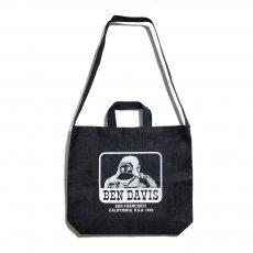 【DENIM SACOCHE TOTE BAG】デニムサコッシュトートバッグ