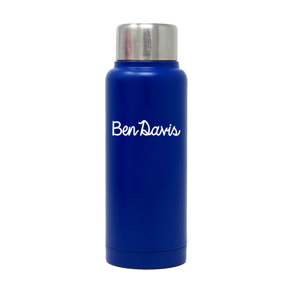 【STAINLESS BOTTLE (280ml)】ステンレスボトル(BLUE)