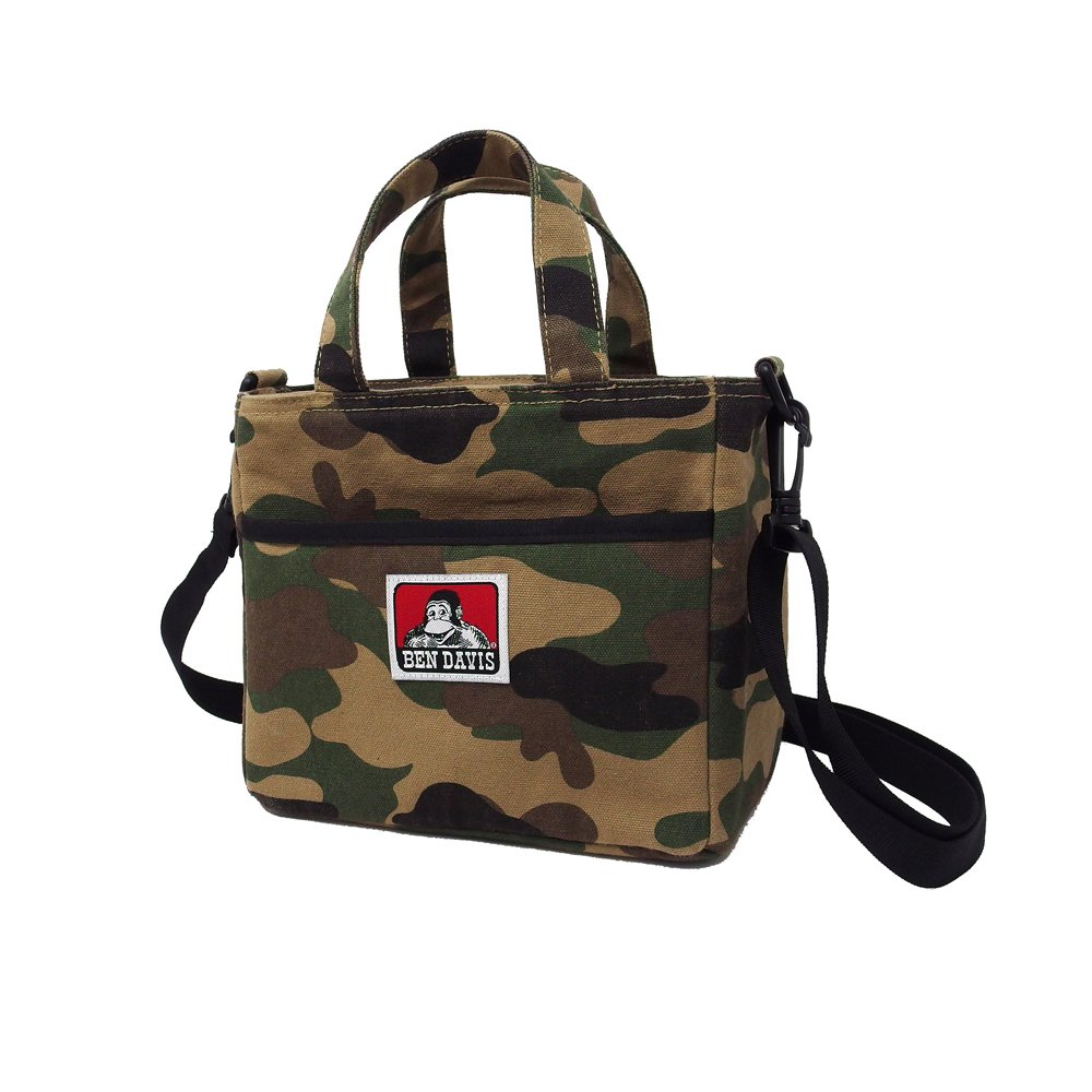 【COOLER LUNCH BAG】保冷ランチバック(CAMO)