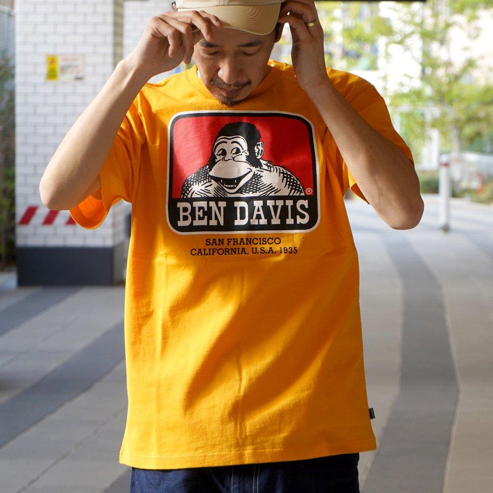 ベンデイビス 【BASIC LOGO  PRINT TEE】ベーシックロゴプリントTシャツ(抗菌防臭) 詳細画像14