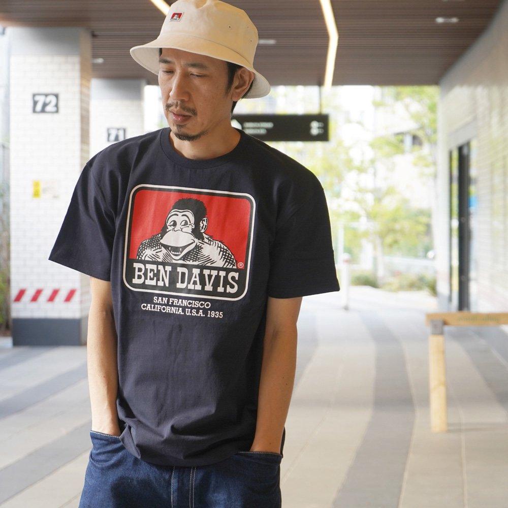 ベンデイビス 【BASIC LOGO  PRINT TEE】ベーシックロゴプリントTシャツ(抗菌防臭) 詳細画像15