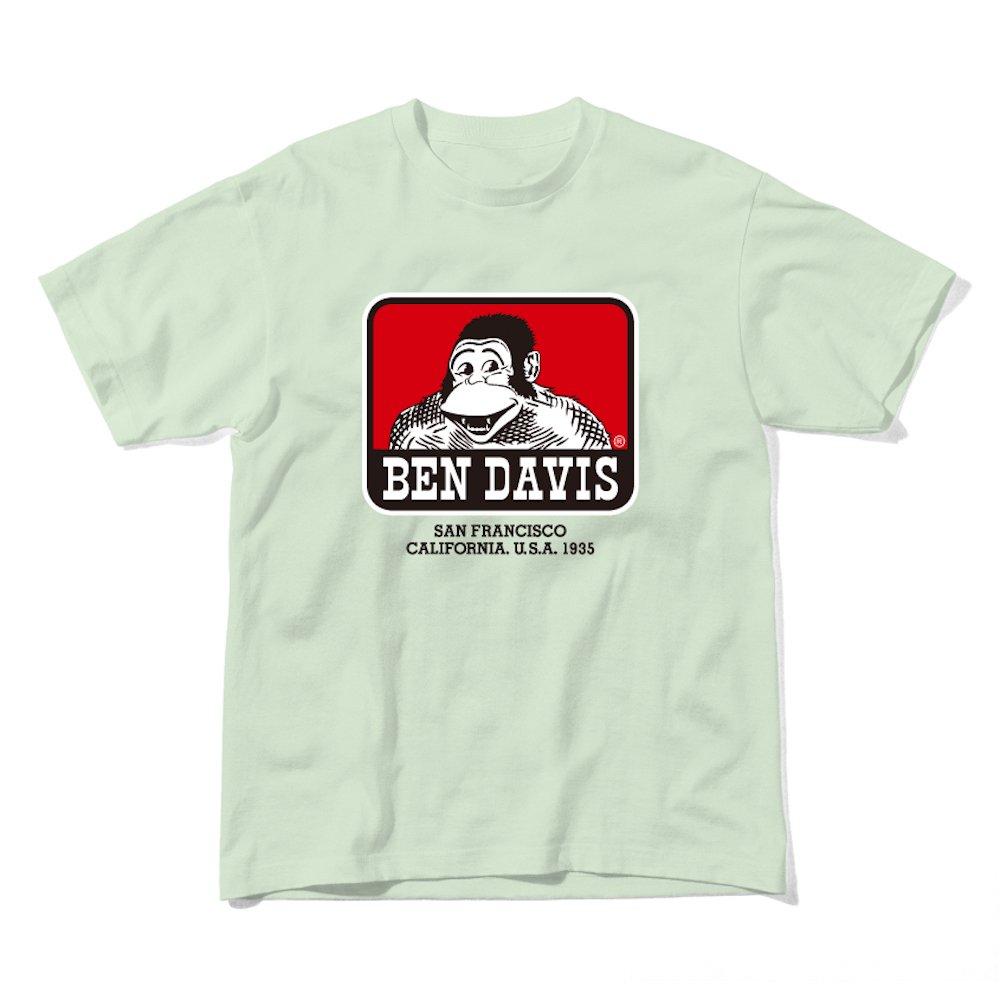 ベンデイビス 【BASIC LOGO  PRINT TEE】ベーシックロゴプリントTシャツ(抗菌防臭) 詳細画像9