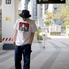 【BASIC LOGO  PRINT TEE】ベーシックロゴプリントTシャツ(抗菌防臭)
