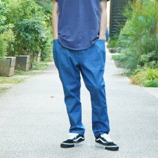 <img class='new_mark_img1' src='//img.shop-pro.jp/img/new/icons14.gif' style='border:none;display:inline;margin:0px;padding:0px;width:auto;' />【LIGHT DENIM PANTS】ライトデニムパンツ