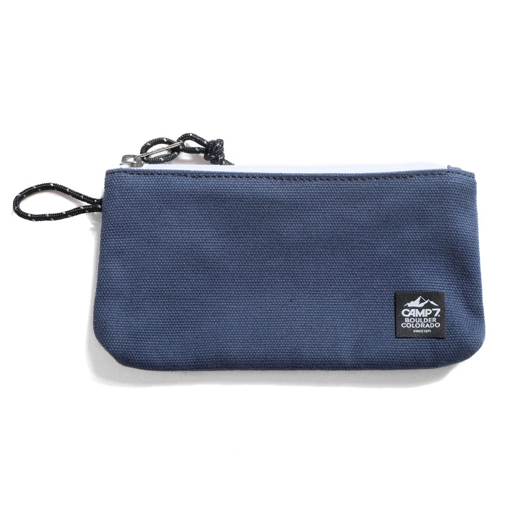 CAMP7 キャンプセブン 【CANVAS POUCH】キャンバスポーチ