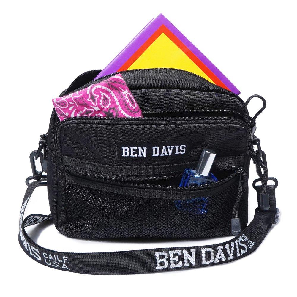 ベンデイビス BDW-9268【BOX LOGO TAPE SHOULDER】ボックスロゴテープショルダー 詳細画像5