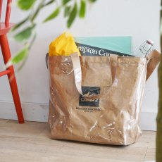 CAMP7 キャンプセブン 【CLEAR TOTE】クリアートート