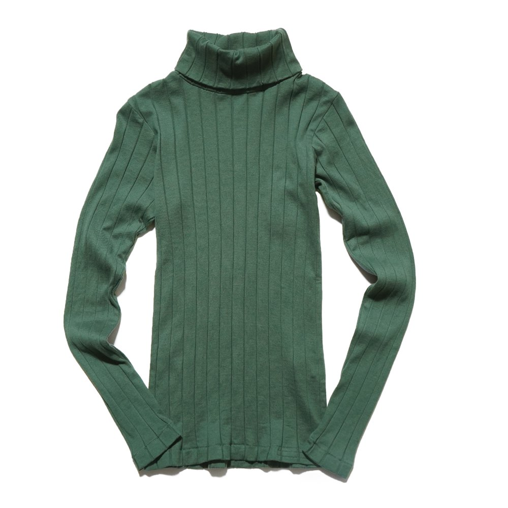 ベンデイビス YOUNG & OLSEN The DRY GOODS STORE(ヤング&オルセン)‐ BROAD RIB TURTLE NECK LS 詳細画像3
