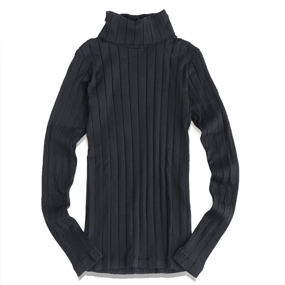ベンデイビス YOUNG & OLSEN The DRY GOODS STORE(ヤング&オルセン)‐ BROAD RIB TURTLE NECK LS 詳細画像5