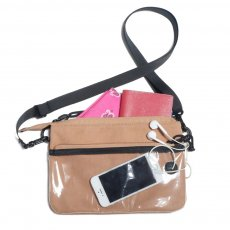 <img class='new_mark_img1' src='//img.shop-pro.jp/img/new/icons14.gif' style='border:none;display:inline;margin:0px;padding:0px;width:auto;' />【MULTI TRAVEL SHOULDER BAG】マルチトラベルショルダーバック(ポリエステルスエード)
