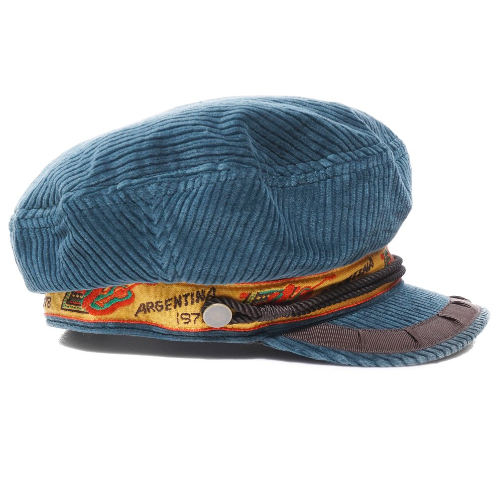 YOUNG & OLSEN The DRY GOODS STORE(ヤング&オルセン)‐ FISHERMAN CAP