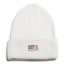 <img class='new_mark_img1' src='//img.shop-pro.jp/img/new/icons14.gif' style='border:none;display:inline;margin:0px;padding:0px;width:auto;' />【FLAG WAPPEN KNIT CAP】フラッグワッペンニットキャップ